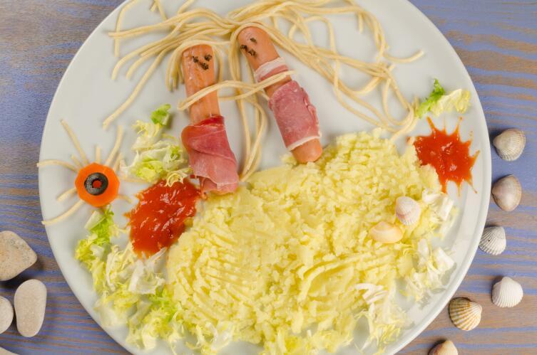 Как необычно и вкусно приготовить макароны?