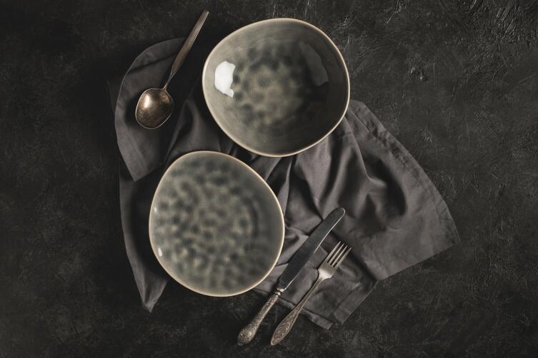 Как похудеть, ориентируясь на цвет тарелки?