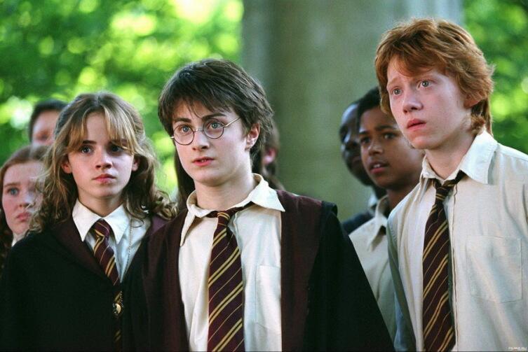 Кадр из к/ф «Гарри Поттер и узник Азкабана»
