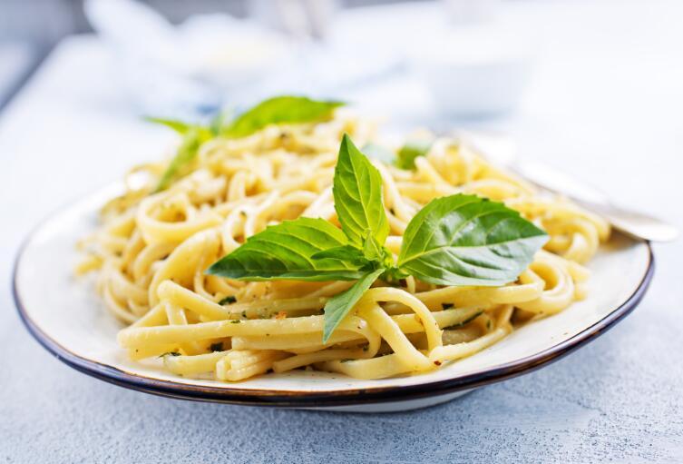 Итальянская кухня в Великий пост? Макароны