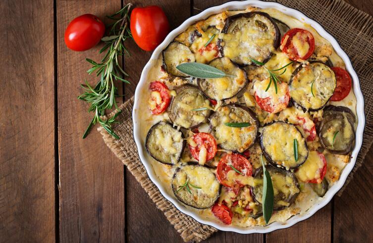 Итальянская кухня в Великий пост? Запеканки