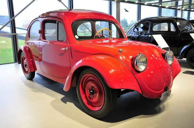 Volswagen Prototype V3,1935 г.