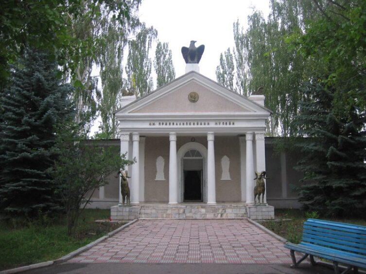 Музей Н. М. Пржевальского в пгт. Пристань-Пржевальск, Киргизия