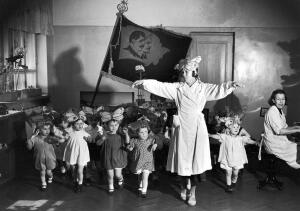 Чем болели и как лечились в середине ХХ века в Советском Союзе? Детские болезни