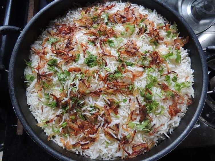 Блюда из риса. Как приготовить вкусный обед?