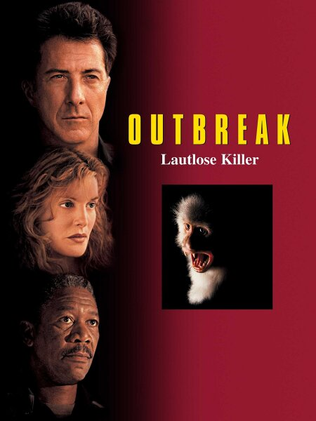 Постер к фильму «Эпидемия», 1995 г.