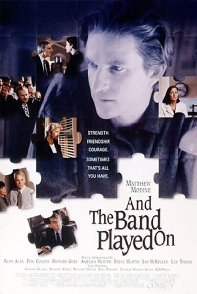 Постер к фильму «Вирус», 1993 г.