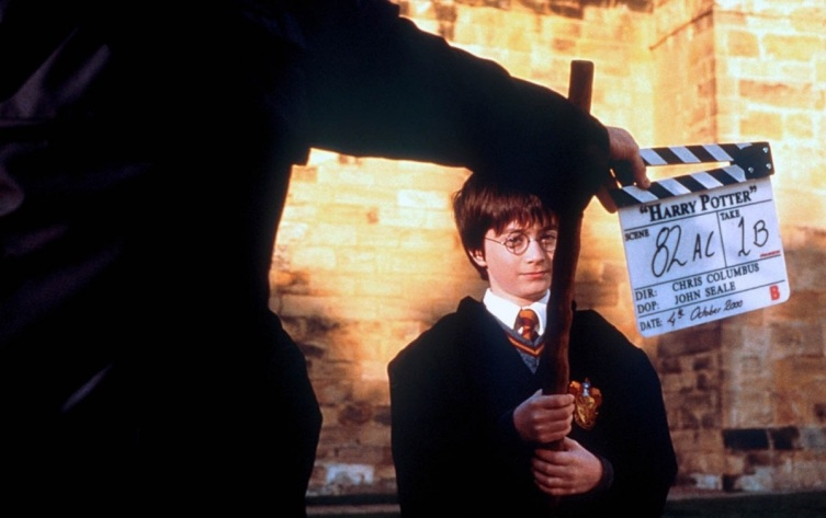 Съемки кинофраншизы «Гарри Поттер»