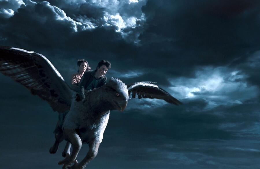 Гарри Поттер в кино. 4. Как создавались Хогвартс, дементоры и гиппогриф?
