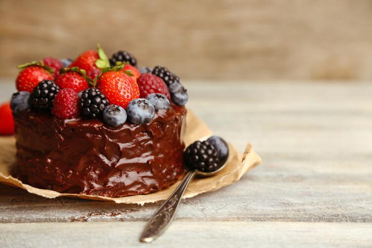 Как приготовить быстрый десерт в микроволновке?