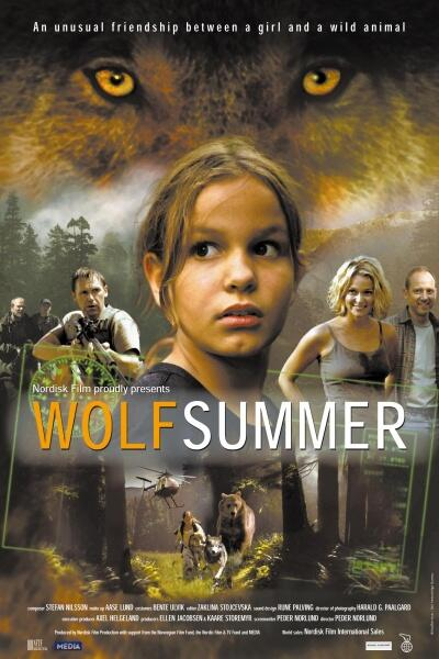 Постер к фильму «Волчье лето», 2003 г.