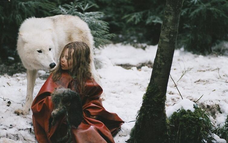 Кадр из к/ф «Выживая с волками», 2007 г.