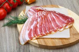 Какая еда со вкусом бекона может быть полезна?