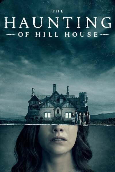 Кадр из т/с «Призраки дома на холме»