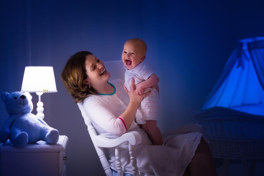 Как выбрать светильник-ночник для ребенка?