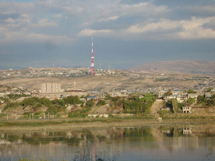 Ереванское водохранилище