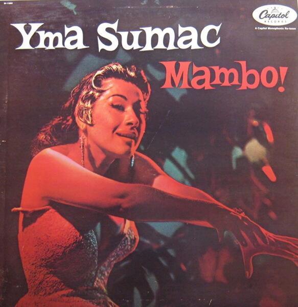 Как Има Сумак имитировала суслика, цыплёнка и синтезатор? История песни «Gopher Mambo»
