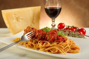 Настоящие итальянские макароны часто полупрозрачны, как до варки, так и после.