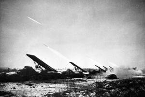 Как развивалась реактивная артиллерия в СССР?