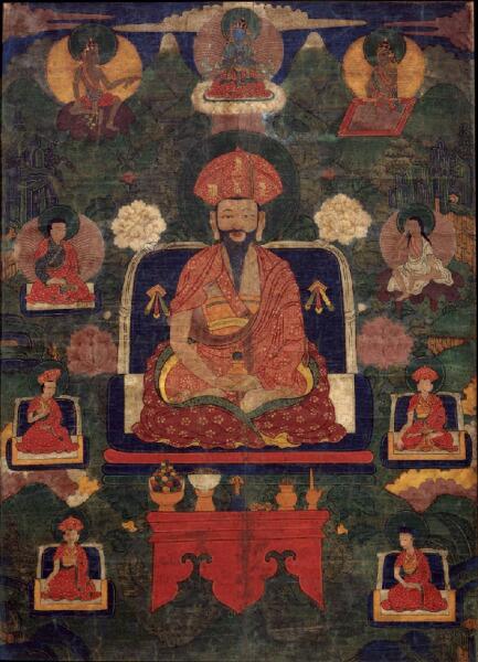 Шабдрунг Нгаванг Намгьял