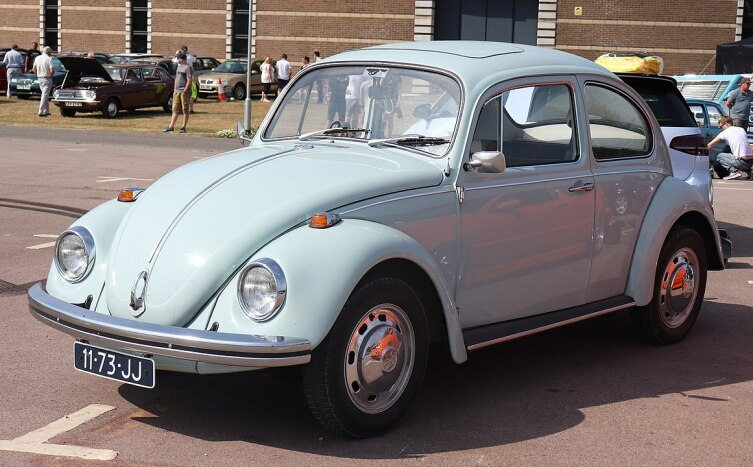 Фолькваген Жук, модель 1969 г.