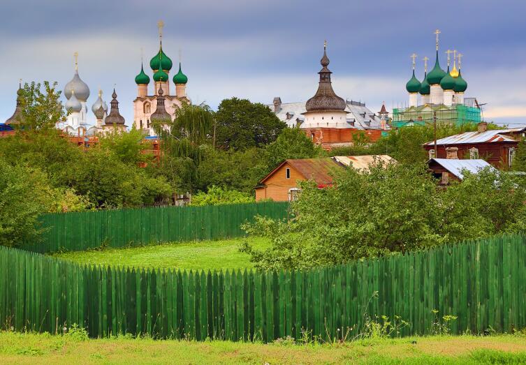 Ростов Великий - древний русский городок