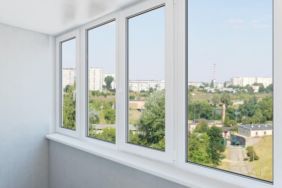 Как самому утеплить балкон?