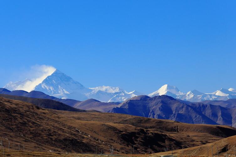 Гималаи. Джомолунгма