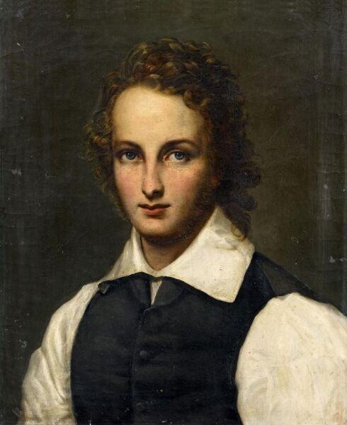 Карл Обель, «Густав Адольф Михаэлис», 1820 г.