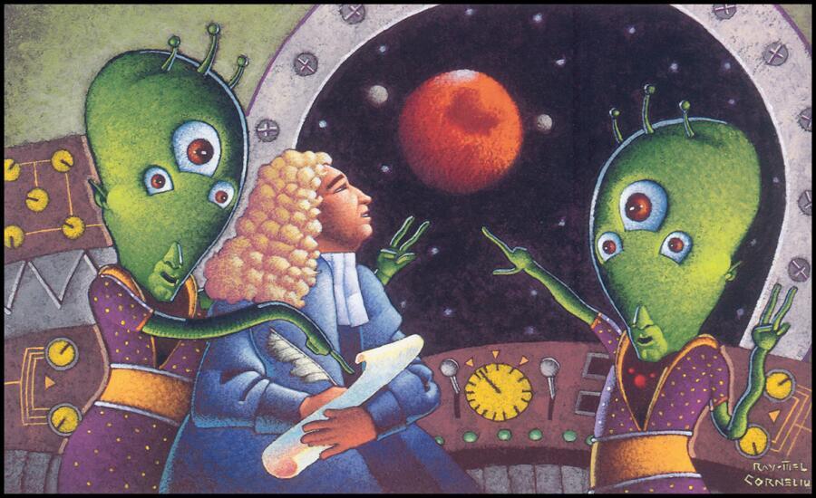 Есть ли еще жизнь в Солнечной системе?