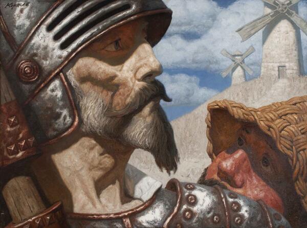 Кто твой герой? Два ключевых типа героев в художественном сознании И. С. Тургенева