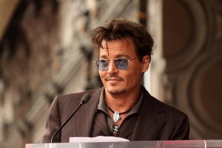 Джонни Депп (John Christopher «Johnny» Depp II)