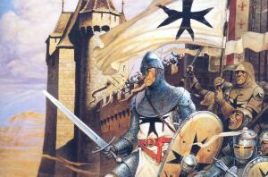Что связывает проклятие тамплиеров с предсказанием Нострадамуса?