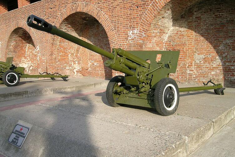 Пушка ЗиС-3, 76 мм