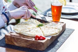 Как легко и быстро приготовить вкусное национальное блюдо Северного Кавказа?