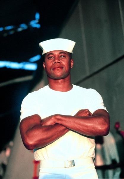 Американский моряк. Кадр из к/ф «Перл-Харбор», 2001 г.