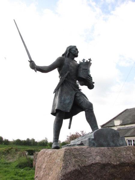 Памятник Эдуарду I в Браф-бай-Сэнд