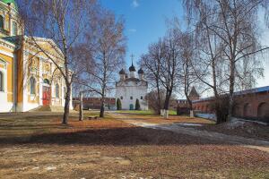 Города России: сколько лет «бизончику» в Зарайске?