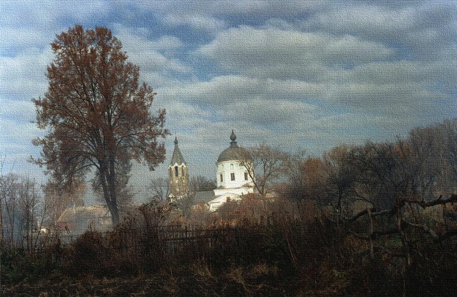 Церковь Святой Троицы. Город Старый Оскол, Белгородская область
