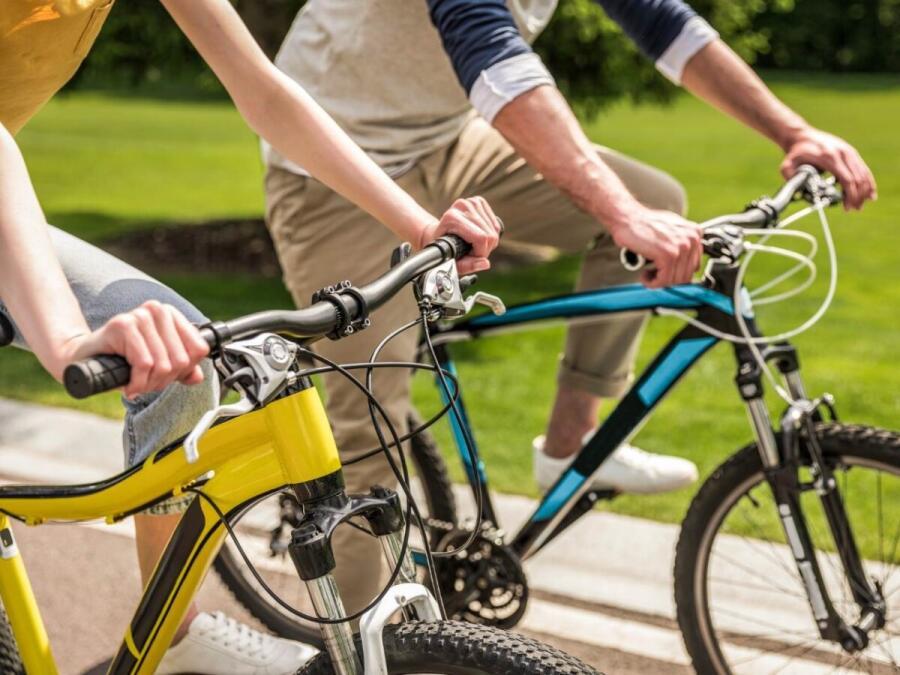 Чем хороши велопрогулки? Часть 1