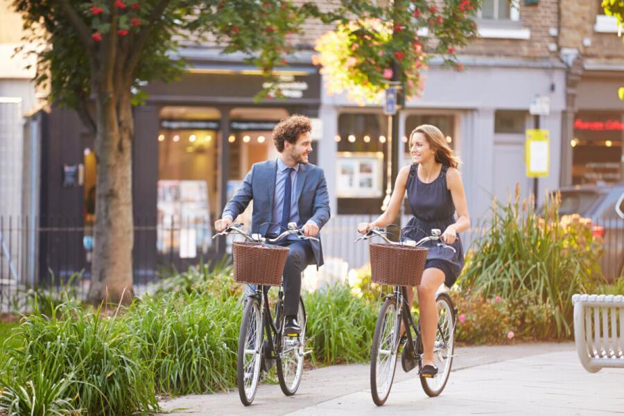 Чем хороши велопрогулки? Часть 2