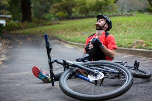 Когда велосипед приносит вред?