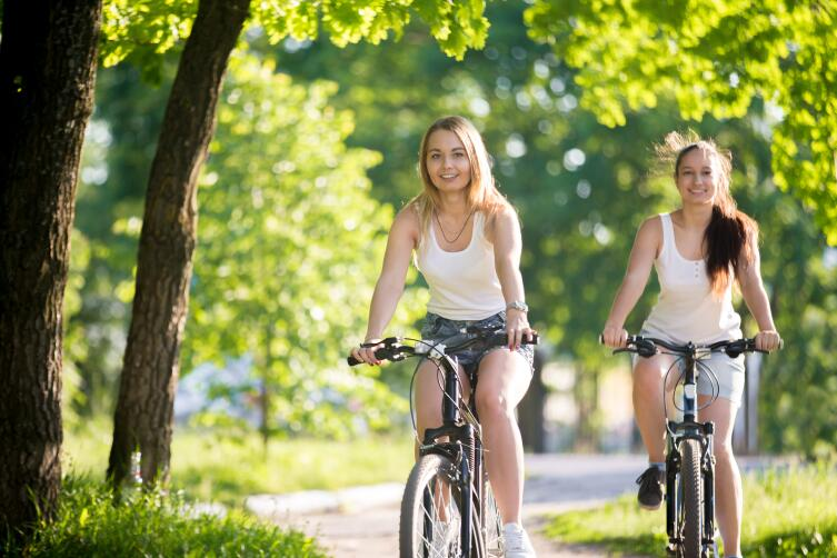 Поможет ли велосипед похудеть?