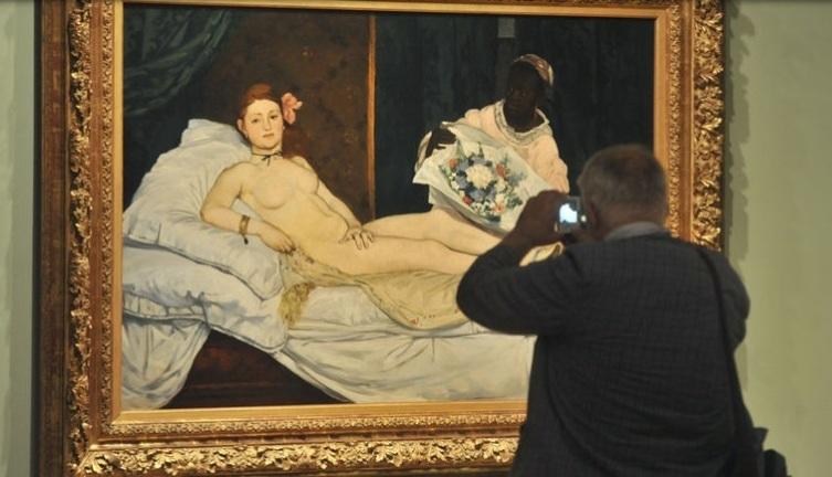 Почему «Олимпия» Эдуара Мане возмутила современников? О символике в живописи...