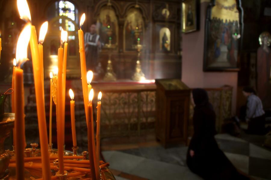 Как проходил день монаха в Средние века?
