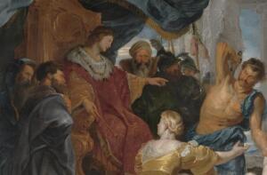 Суд царя Соломона. Как это было?