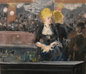 Какие загадки в картинах подбрасывал зрителям Эдуар Мане?