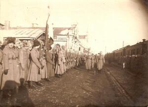 Был ли в 1918 году мятеж Чехословацкого корпуса?