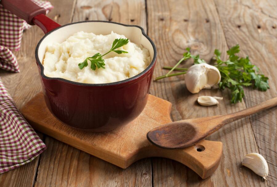 Как приготовить вкусное картофельное пюре? Избавляемся от ошибок