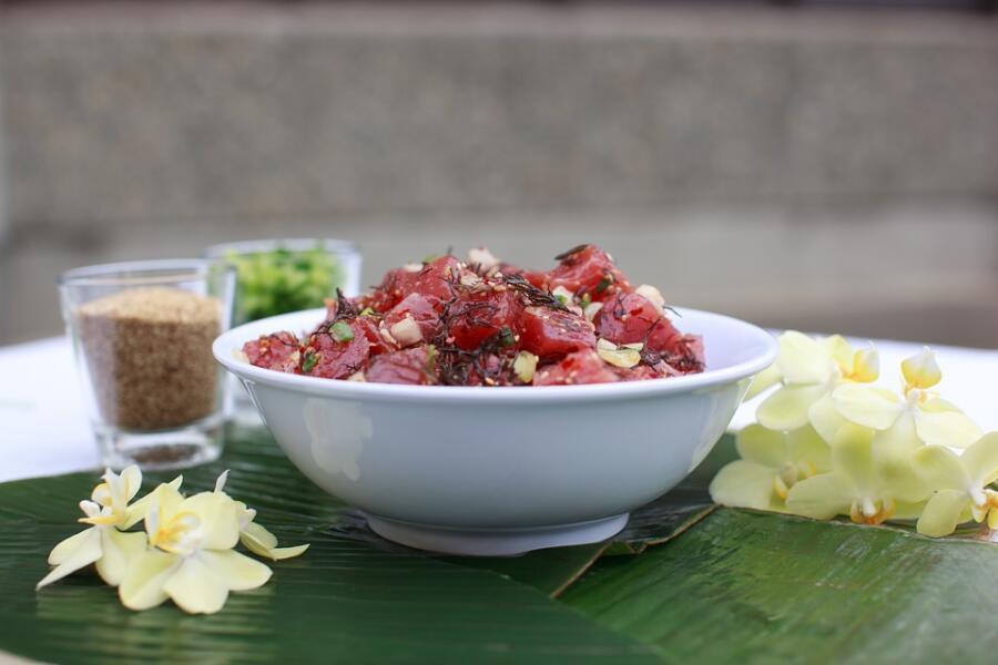 Что такое ахи-поке и как его готовить?